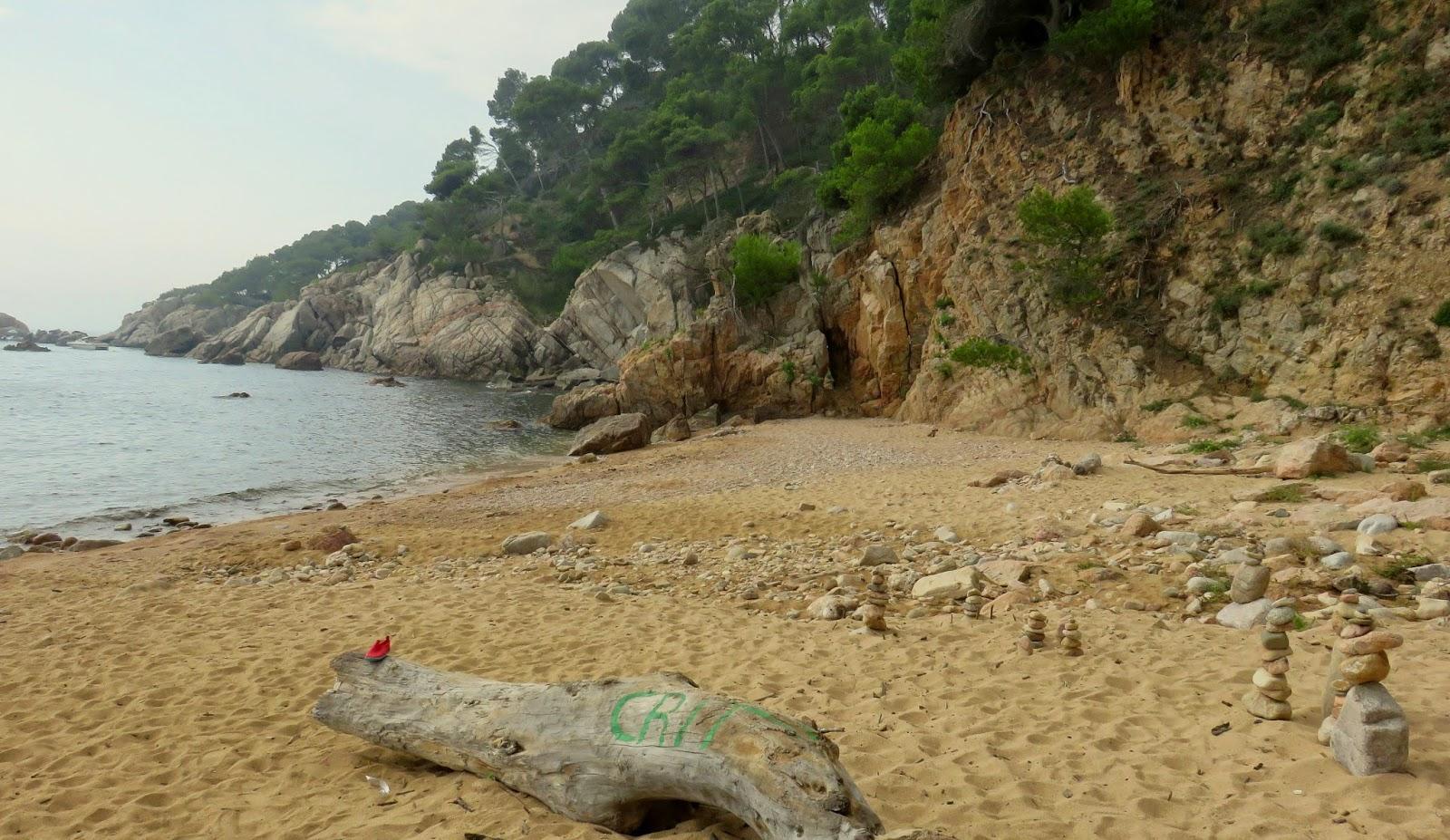 calA crit, calella de palafrugell,  cami de ronda, playa del castell