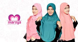 produsen jilbab marsya