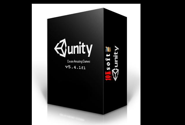 Unity Pro v5.4.1f1 Free Download offline setup