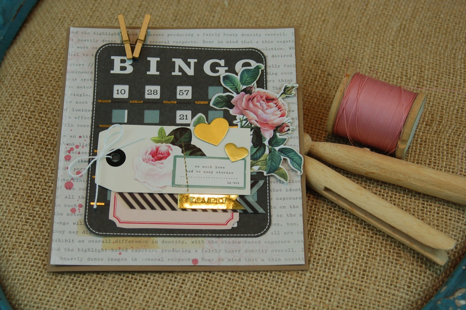 Create Today Birthday Card Making Video