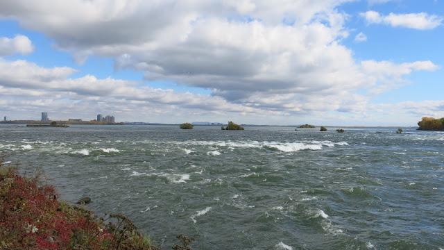 Montréal - Parc des rapides - Fleuve Saint-Laurent
