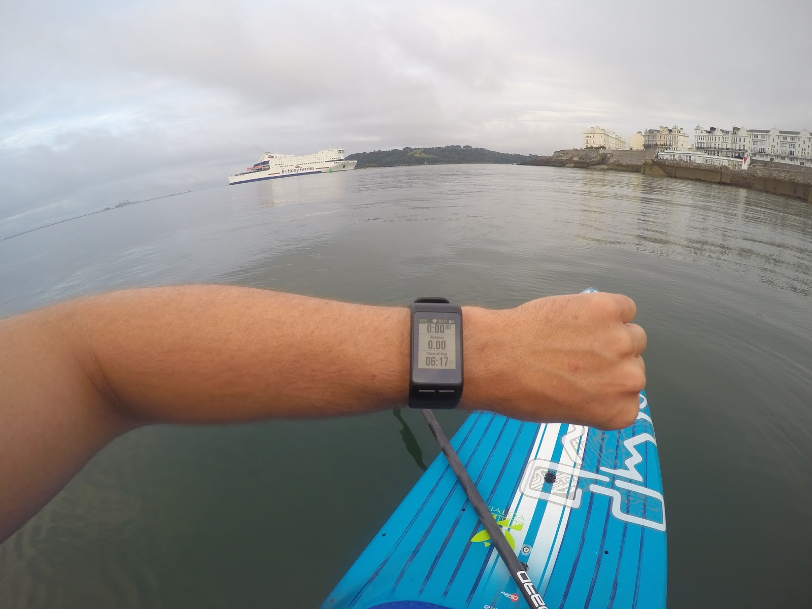Ride and Paddle: Stand Up Paddle Activity Tracker - Garmin