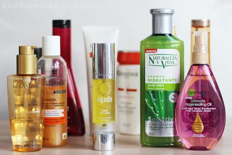 Szampon + silikonowe serum | Mój ulubiony sposób pielęgnacji włosów - czytaj dalej »