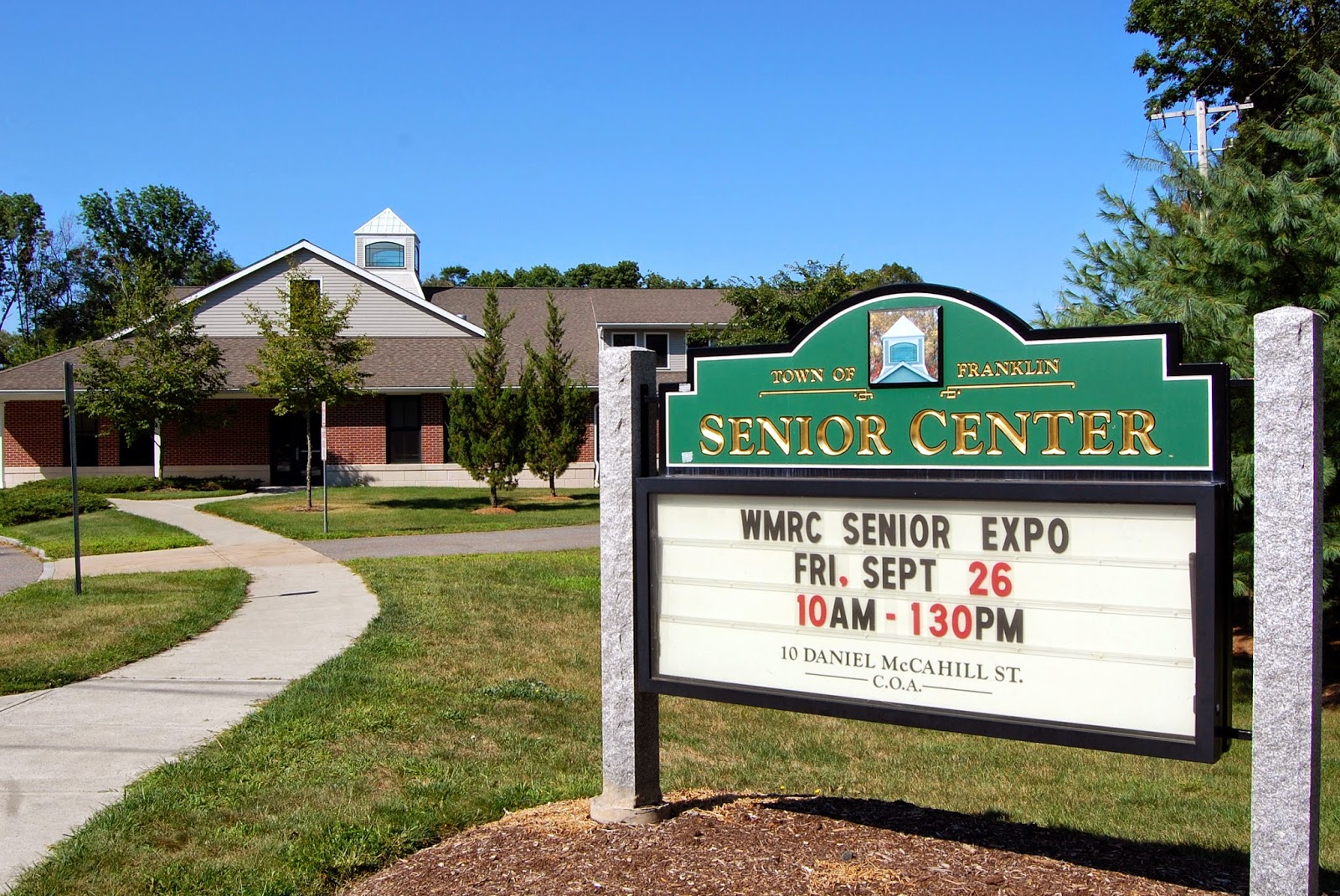 WMRC Senior Expo - Sep 26