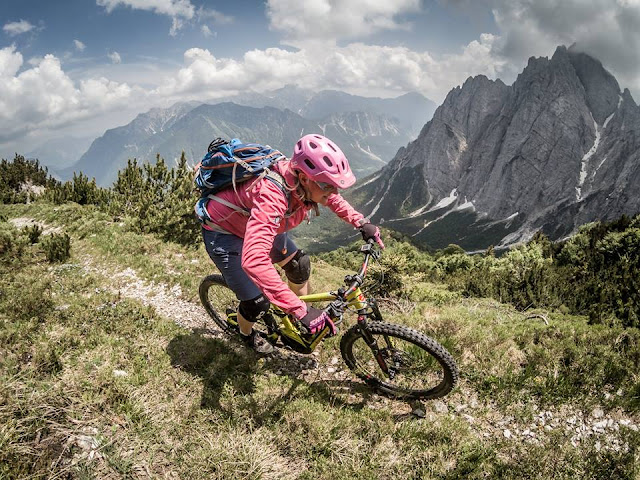 Mountainbike Tour Monte Flop Moggio Udinese