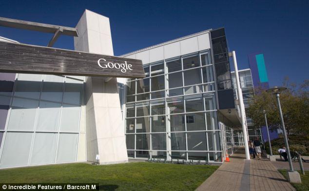Kantor Pusat Google - Blog Mas Hendra