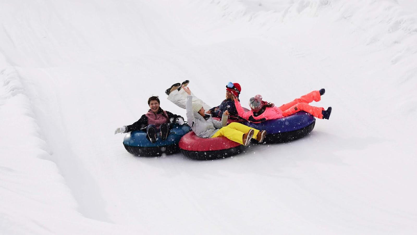 Hanazono 雪地橡皮圈