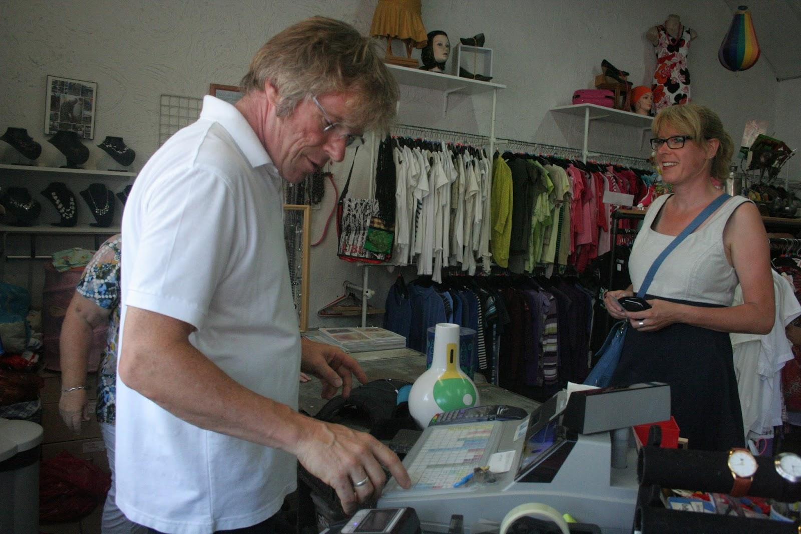 overval kringloopwinkel loenen
