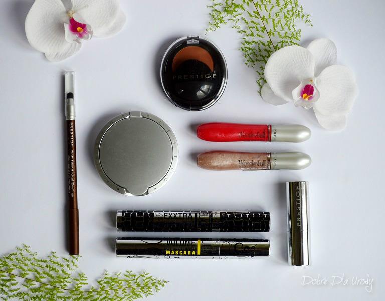Prestige Cosmetics - kolorowe kosmetyki prosto z Ameryki!Konkurs!