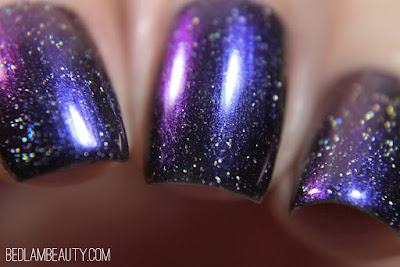 Literary Lacquers Miner's Gift