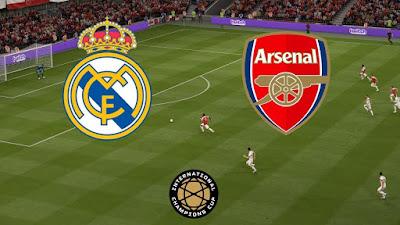 مباشر مشاهدة مباراة ريال مدريد وارسنال بث مباشر 24-7-2019 الكاس الدولية للابطال يوتيوب بدون تقطيع