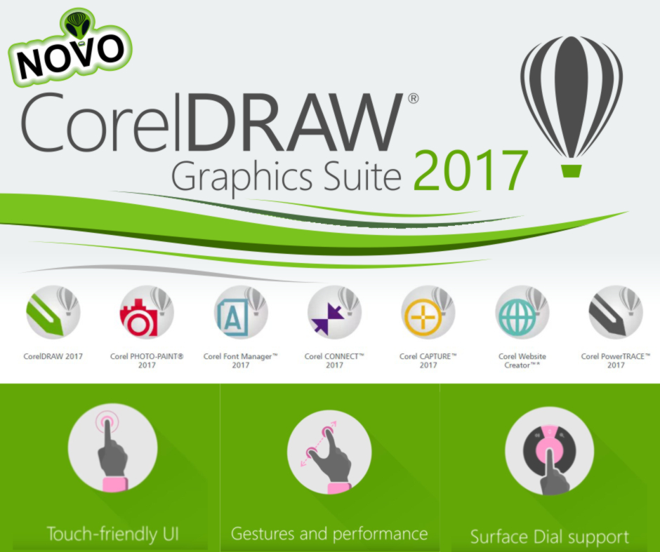 Cheap CorelDRAW Graphics Suite 2017