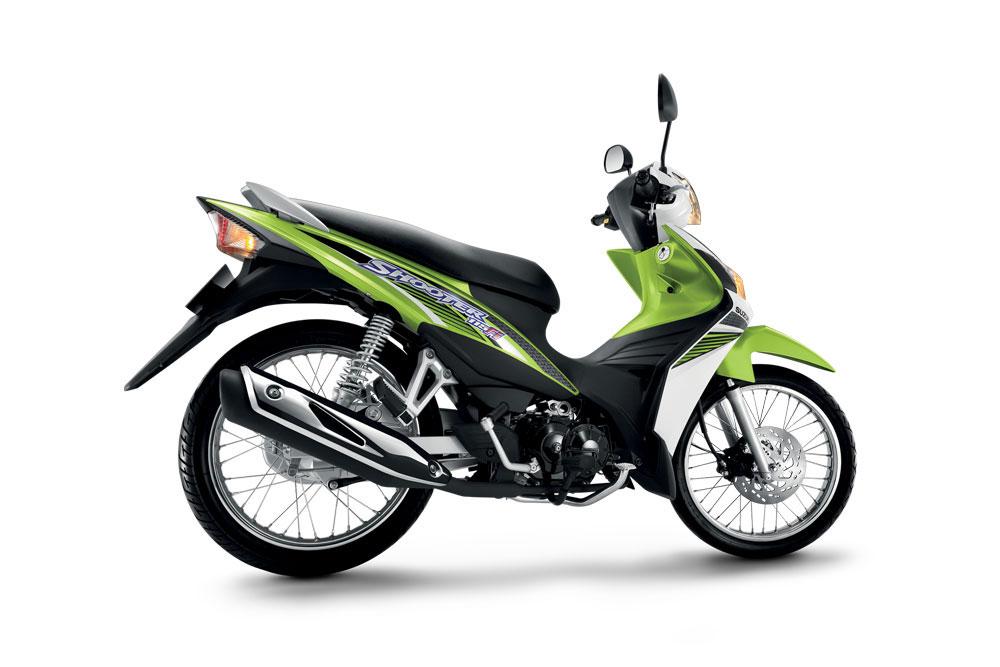 Motor Suzuki Shooter 115 FI