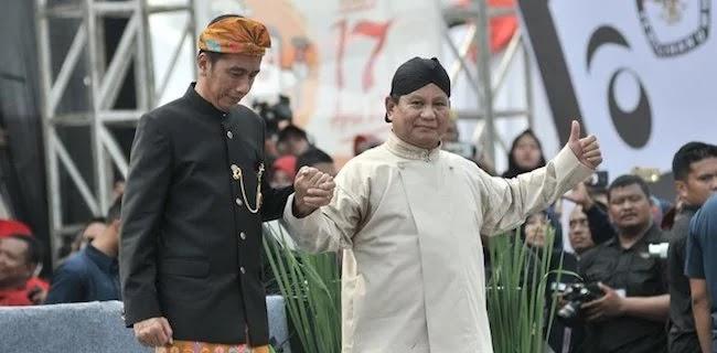 Soal PILPRES, Prabowo Bukan Lagi Lawan Jokowi! Mengapa?