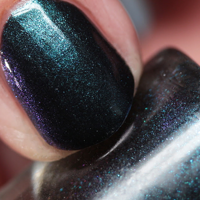 Moonflower Polish Celes-teal