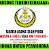 Jawatan Kosong Jabatan Agama Islam Perak - 15 Februari 2017