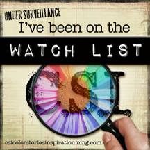 I have been chosen for the Watch List twelve times.