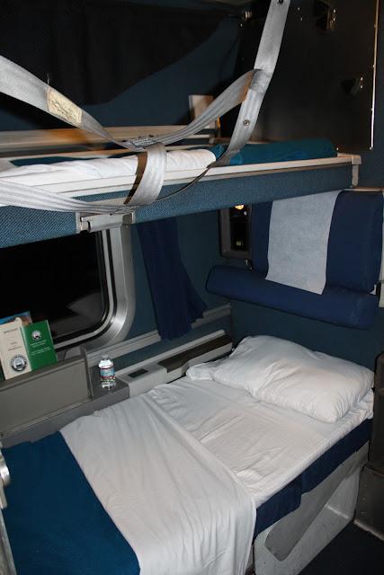 Russmans spot Amtrak Empire Builder trip Seattle to Red