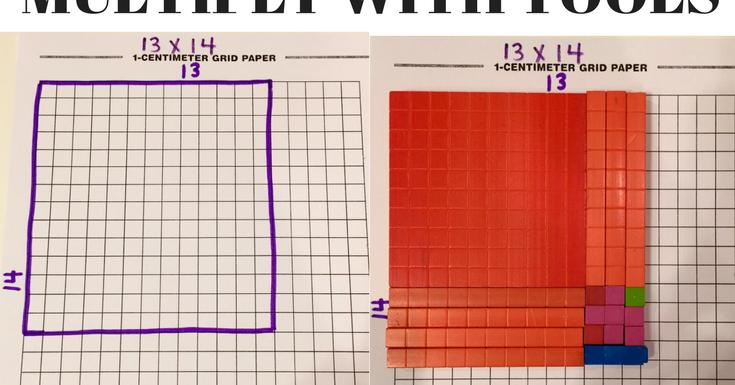 teaching redefined hands on math base ten blocks