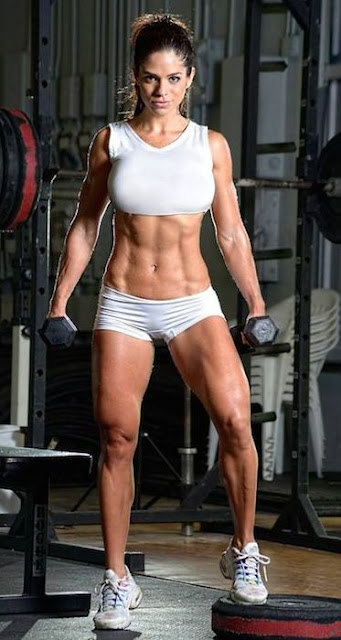 Michelle Lewin - Hottest Fitness Girls