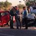 صورة القائدة ''خولة '' التي توفيت في حادثة سير مروع