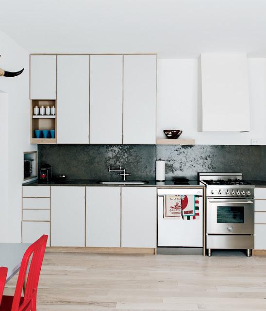 Used Kitchen Cabinets Houston: Scandinavian Retreat.: Row Houses In Houston