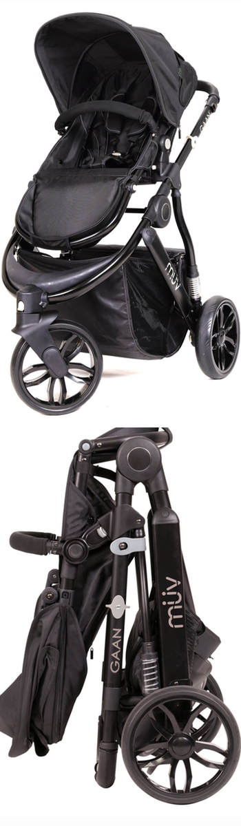 Muv GAAN Three-Wheel Stroller