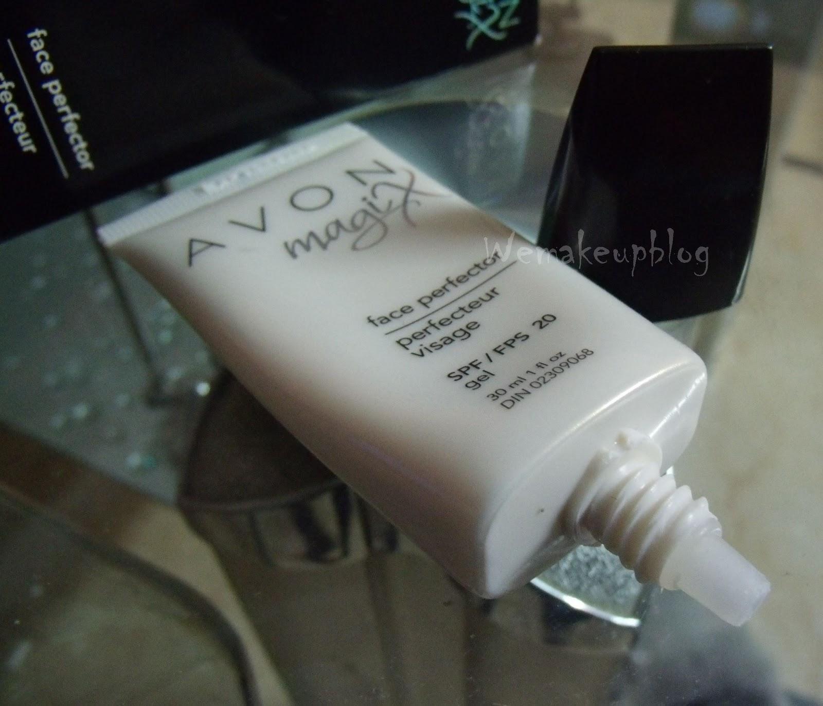 Alkazam Avon MagiX Face Perfector SPF Gel