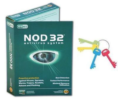 Nod32 username and Password [ 2 July 2015 ]