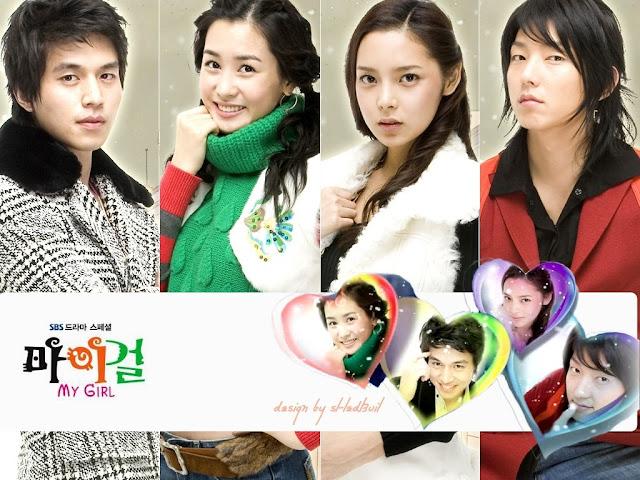 Drama Korea My Girl Subtitle Indonesia