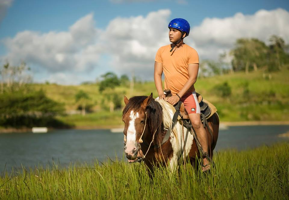 Danasan Eco Park – Test Your Adventurous Side Danao City Cebu horseback riding