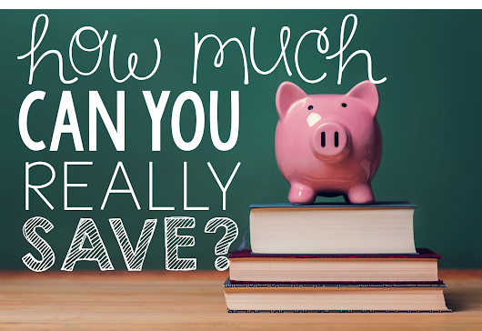 Saving BIG During the TPT Teacher Appreciation Sale!