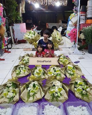 hand bouquet wedding surabaya, jual hand bouquet wedding surabaya, toko hand bouquet di surabaya