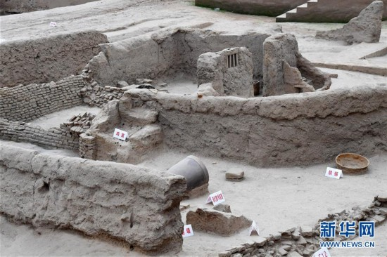 Six ancient cities built one on top of the other over 2,000 years unearthed in central China