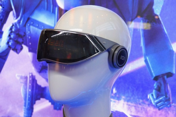 Tye Sheridan Ready Player One Wade VR visor