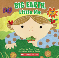 Big Earth, Little Me by Thom Wiley