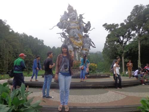 Objek wisata kebun raya bedugul (kabupaten tabanan)
