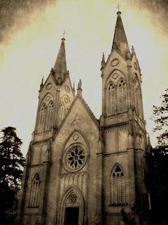 Igreja Matriz São Luiz Gonzaga, em Veranópolis, RS