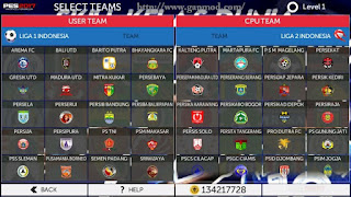 Download FTS Mod PES 2017 by AnWaR Apk + Data