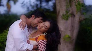 Zakia Bari Momo and Arifin Shuvo