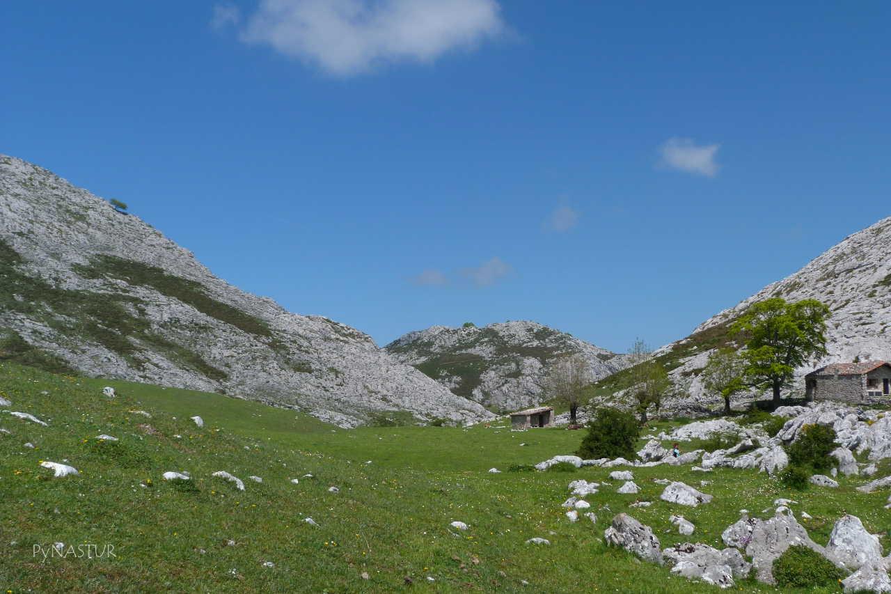 Vega de Enol - Lagos de Covadonga - Asturias