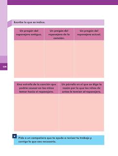 Apoyo Primaria Español 2do grado Bloque 3 lección 10 Un oficio muy antiguo