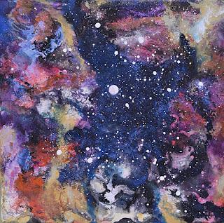 night sky of the stars