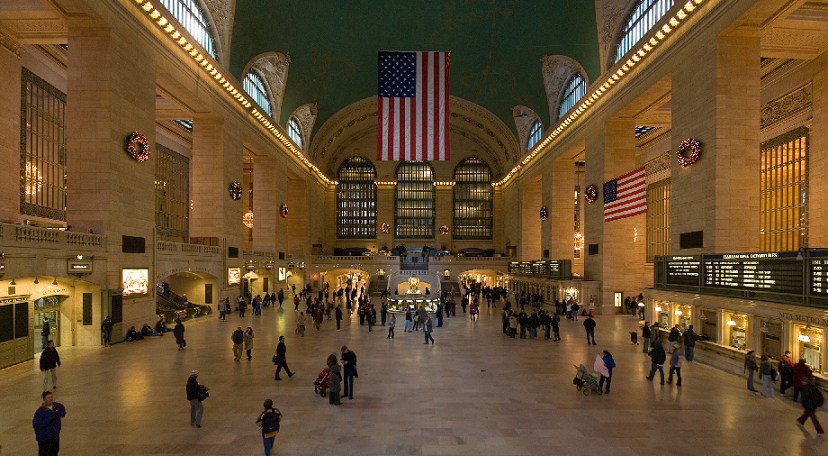 Grand Central Station Grand-central-nyc