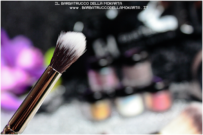 tapered blendind  eyes brush linea professionale Finisterre mineral