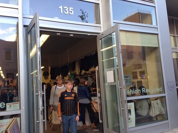 Crossroads Trading Co – shoppa designerkläder secondhand i
