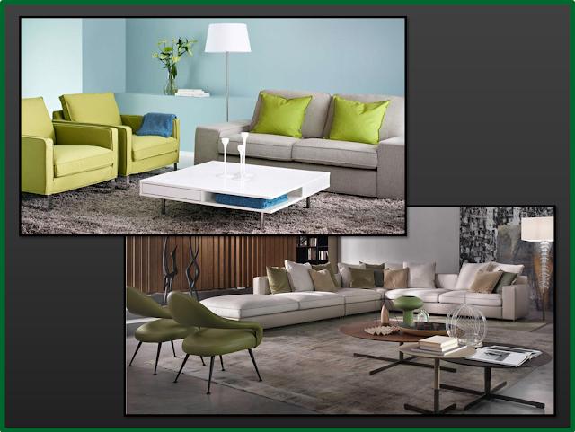 Color Verde Mela  Gena Design