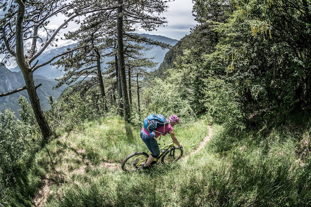 Sport im letzten Trimester der Schwangerschaft MTB Mountainbike