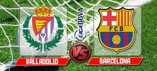 Барселона – Вальядолид прямая трансляция онлайн 16/02 в 22:45 по МСК.