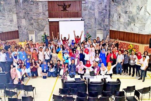 Briefing Relawan Kelas Inspirasi 3 Pekanbaru